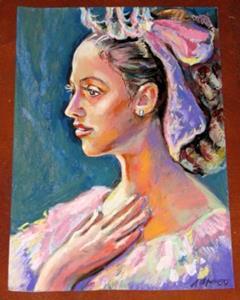 Detail Image for art Before Ballet debut