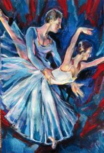 Detail Image for art Sketch of dancing