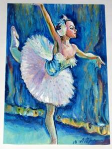 Detail Image for art Ballerina