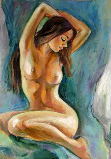 Female Nude In Art 29