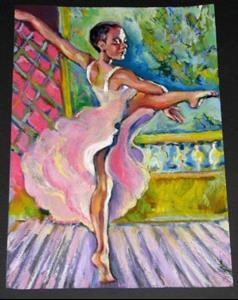 Detail Image for art Inspiration dance