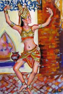 Detail Image for art Beautiful dance