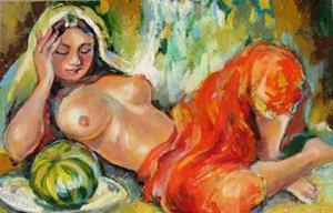 Detail Image for art Watermelon