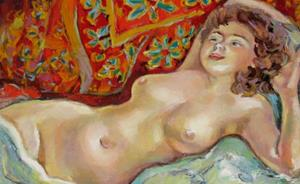 Detail Image for art Nude female