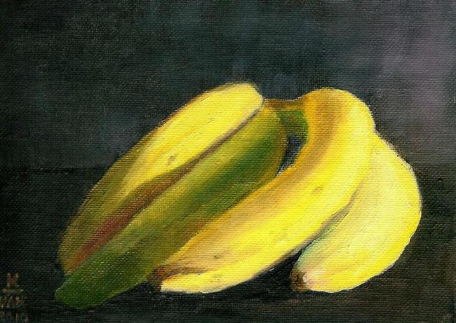 Art: Banana Bunch (Sold) by Artist Kimberly Vanlandingham