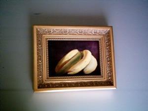 Detail Image for art Banana Bunch (Sold)