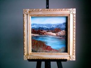 Detail Image for art Desert Pond (Sold)
