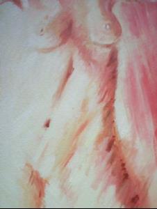 Detail Image for art Girl In My Doorway