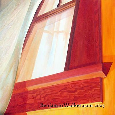 Art: Window 2 by Artist Ben Walker