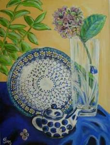 Detail Image for art Potted  -  RIP of Heather Sims