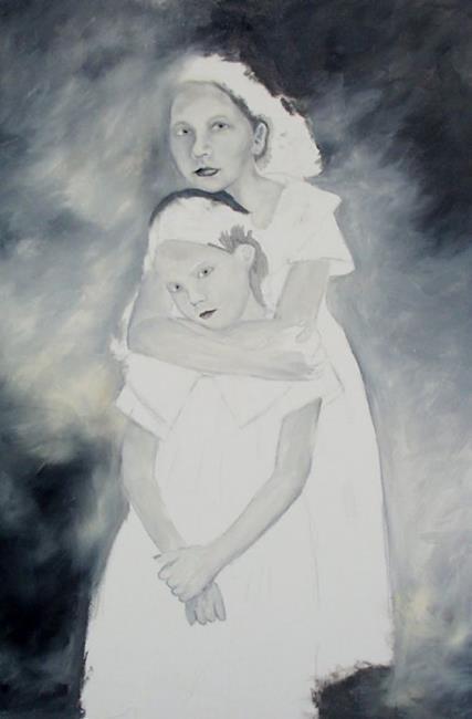 Art: The Girls by Artist Torrie Smiley