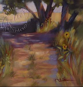Detail Image for art Colorado Country Lane