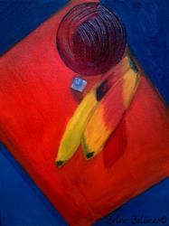 Art: Pass the Salt by Artist Selva  Solimar