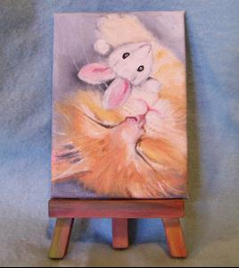 Detail Image for art ACEO Kitten