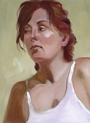 Art: Sunny by Artist Debra Schott