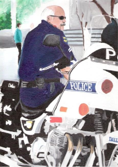 Art: Motorjock by Artist