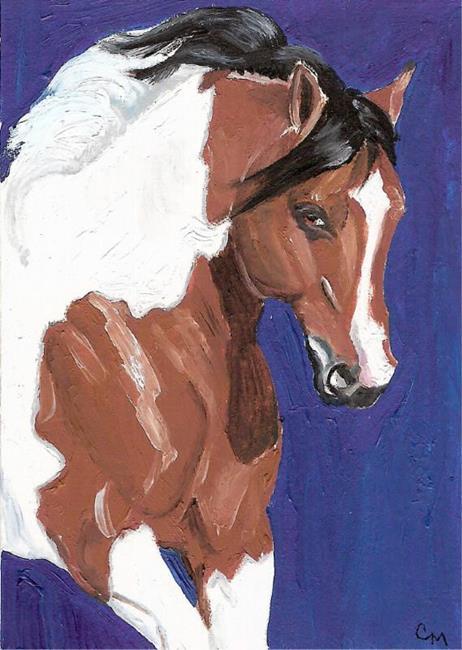 Art: Paint #4 by Artist