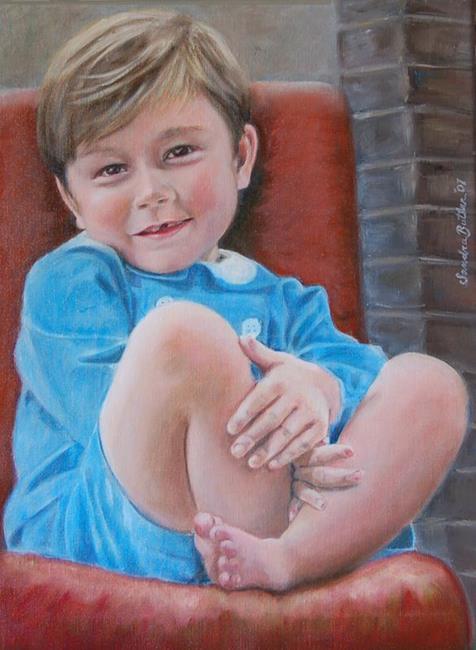 Art: Personality  (Commission) by Artist Sandra Bordelon Butler