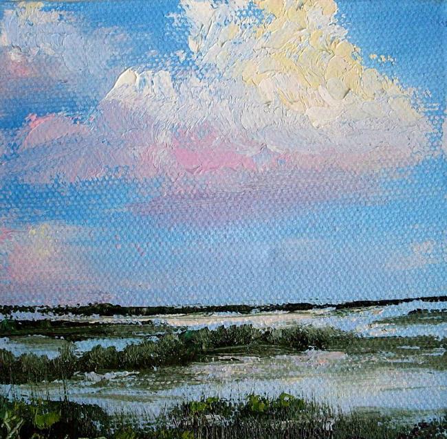 Art: High Tide (Sold) by Artist Kimberly Vanlandingham