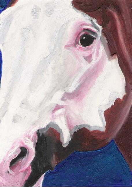 Art: Paleface by Artist