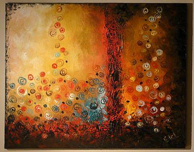 Art: River of Oblivion by Artist Elena Feliciano