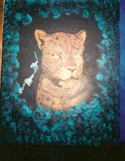 Art: Tigre by Artist Nata Romeo ArtistaDonna