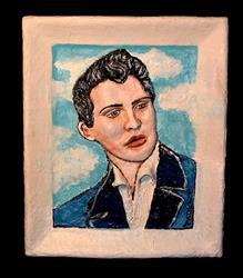 Art: Elvis by Artist Patience