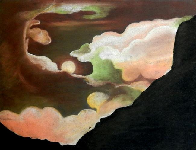 Art: landscape by Artist Jane Gould