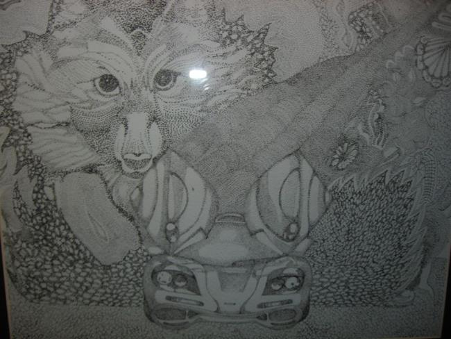 Art: Speed by Artist Nata Romeo ArtistaDonna