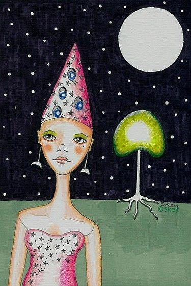 Art: Illuminata-Sold by Artist Sherry Key