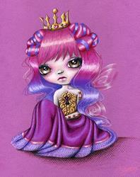 Art: Fairy Princess by Artist Sour Taffy