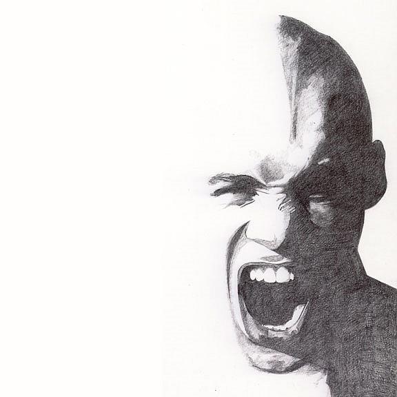 Art: Shout by Artist Steve Jubb