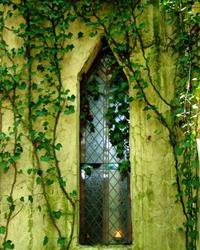 Art: Renaissance Window by Artist Leea Baltes