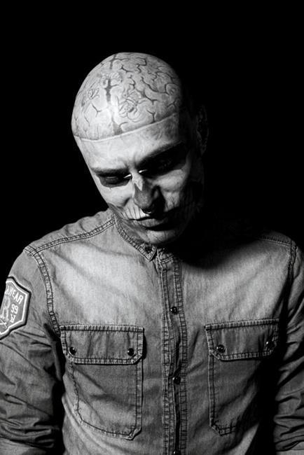 Art: Zombie Boy by Artist Dom Aleandri