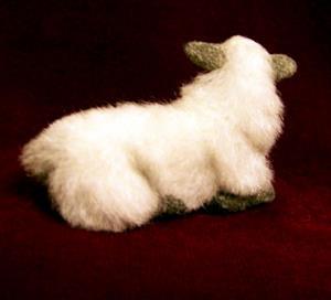 Detail Image for art Alpaca Furred Lamb