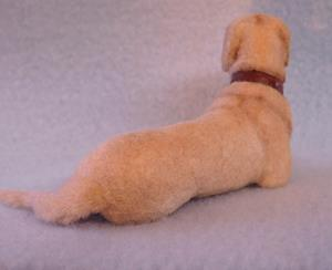 Detail Image for art Yellow Lab
