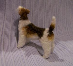 Detail Image for art fox terrier 015