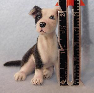 Detail Image for art Pit Bull Pup