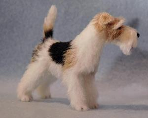 Detail Image for art Fox Terrier