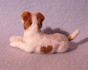 Detail Image for art Rough Coat Jack Russell Terrier