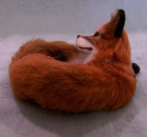 Detail Image for art Red Fox