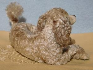 Detail Image for art Silk Furred Poodle