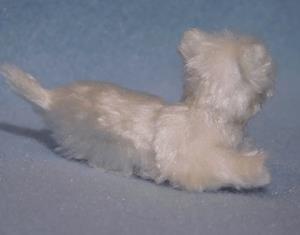 Detail Image for art Silk Furred Westhighland Terrier