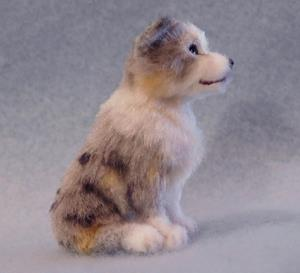 Detail Image for art Australian Shepherd Puppy