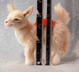 Detail Image for art Silk Furred Kid Goat