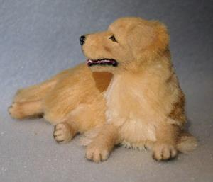 Detail Image for art Golden Retriever