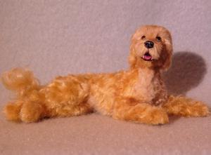 Detail Image for art Goldendoodle
