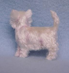 Detail Image for art Silk Furred Westhighland Terrier (Westie