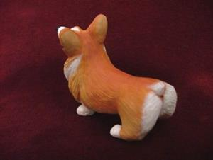 Detail Image for art Pembroke Welsh Corgi