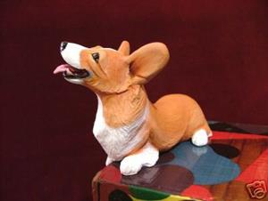 Detail Image for art Corgi Shelf Sitter, 2nd in Series